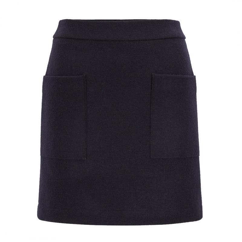 Binoly A-line Skirt