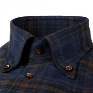 Slimline Flannel Shirt