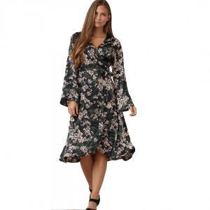 Mini Dress Flower Print