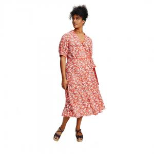 Leonora Wrap Dress