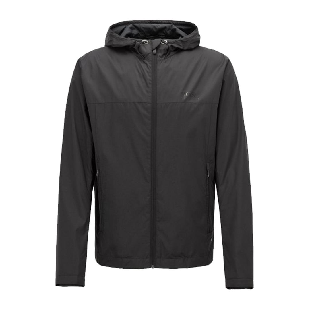 Jeltech Lightweight Hooded Jacket
