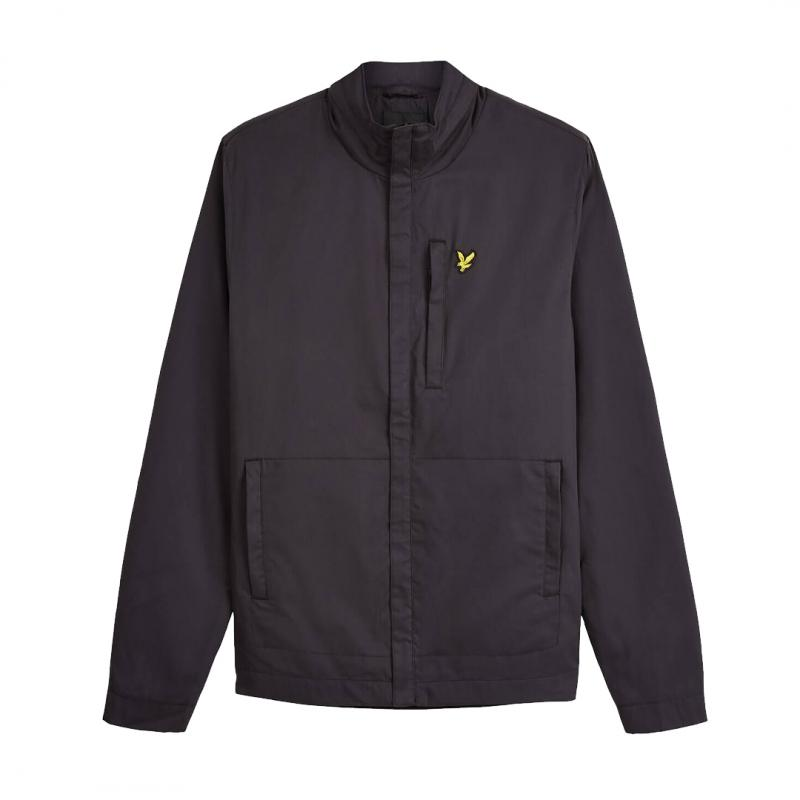 Lightweight Funnel Neck Jacket