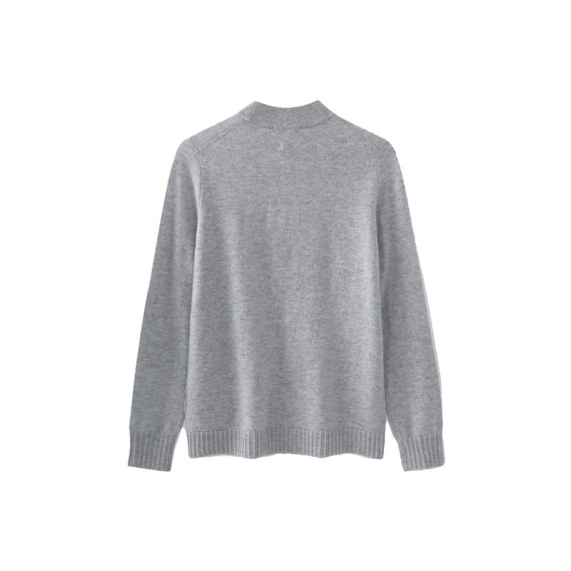 Wool Cashmere Sweater