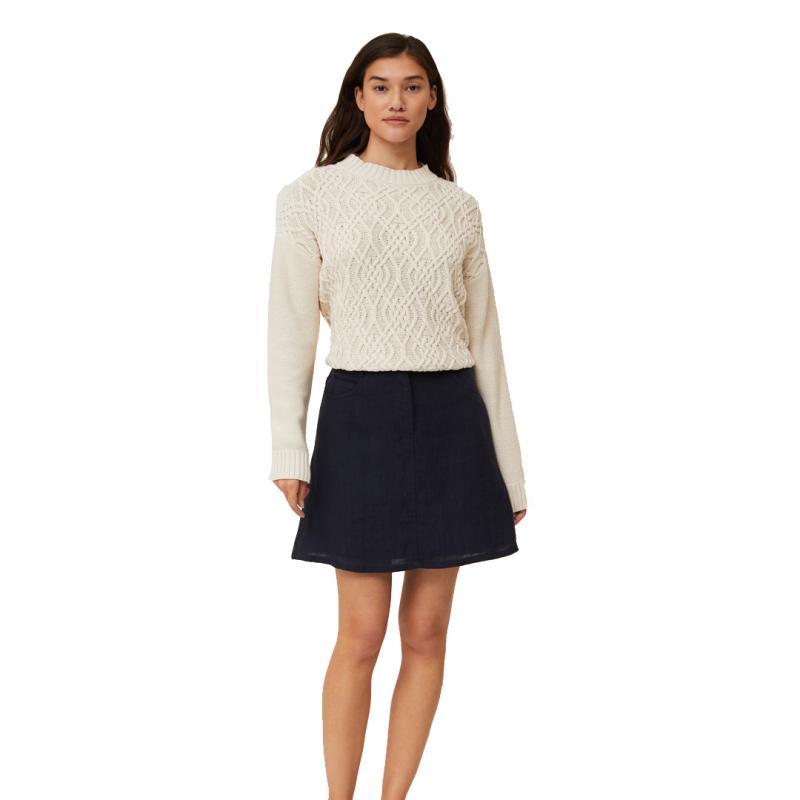 Stella Linen Skirt