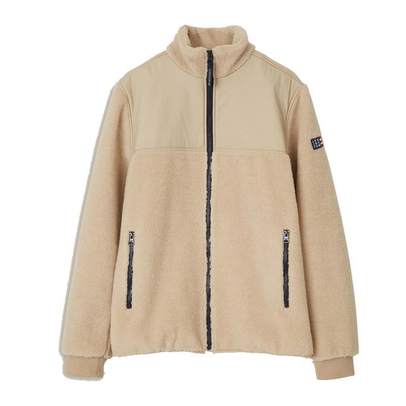 Maurice Sherpa Wool Blend Jacket
