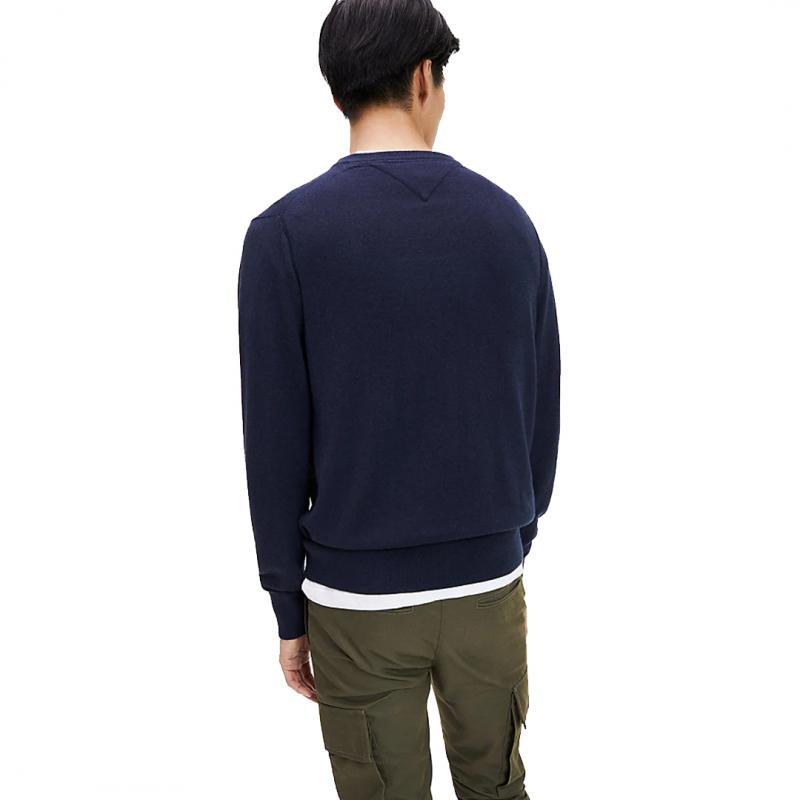 Pima Cotton Cashmere V-neck
