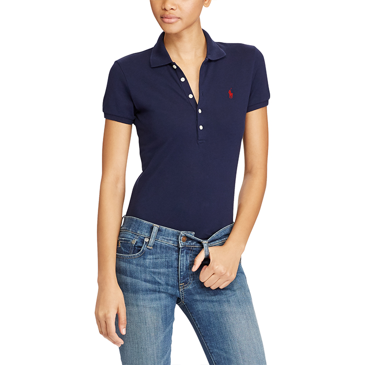 Julie Polo Slim Fit Stretch