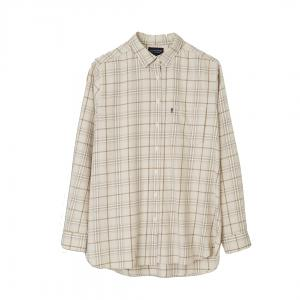 Isa Flannel Organic Cotton Shirt