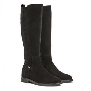 Essential Flat Long Boots