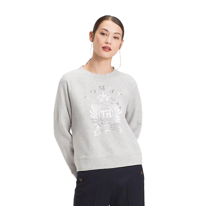 Mora Sparkle Crest Sweatshirt