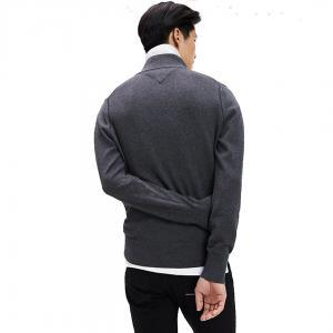 Pima Cotton Cashmere Zip