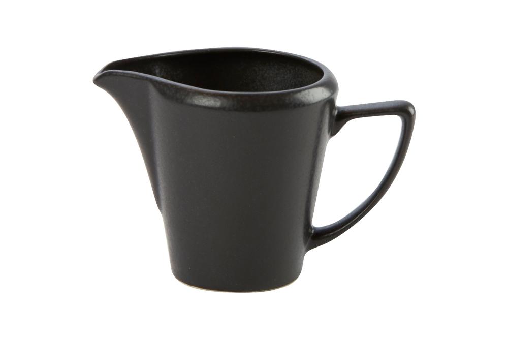 Mjölkkanna 15 cl svart