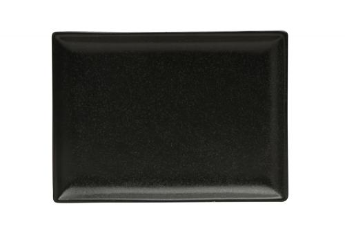 Black Breakfast Plate 18Cm