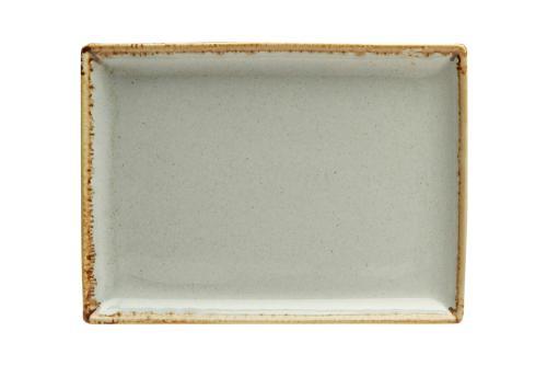 Grey Breakfast Plate 18Cm