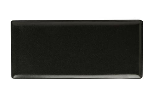 Uppläggningsfat 35 x 15,5 cm svart