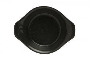 Black Multi-Purpose Plate 8 Cm