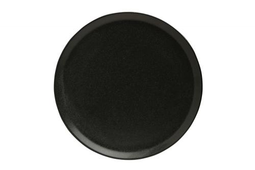 Black Pizza Plate 20Cm