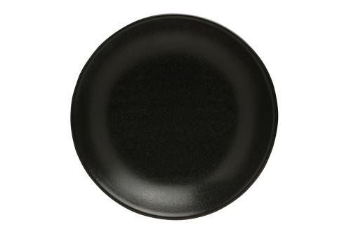 Black Deep Plate 21Cm