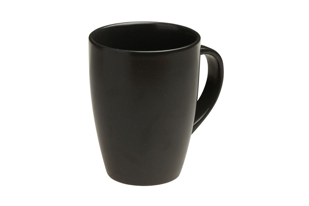 Black Mug  260 Cc