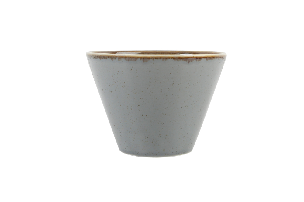 Dark Grey Bowl 5.5Cm