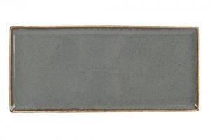 Dark Grey Winged Tray 36Cm