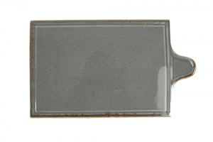 Dark Grey Cheese Platter 34 Cm
