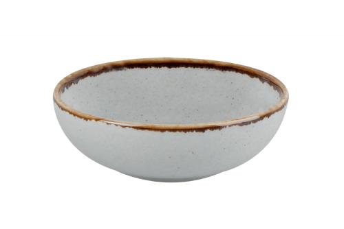 Grey Bowl 9 Cm