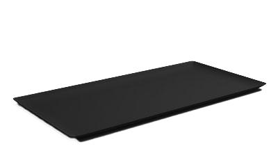 Tast Rect Plate Ii R 6Ud Black