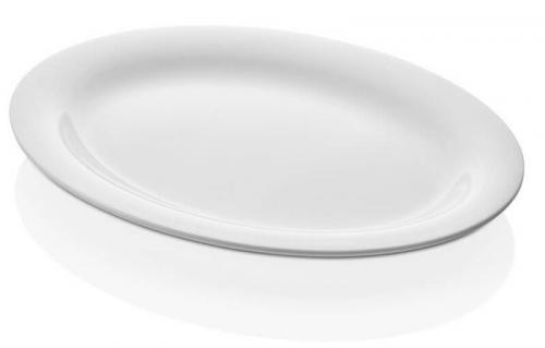Soft Oval Plate