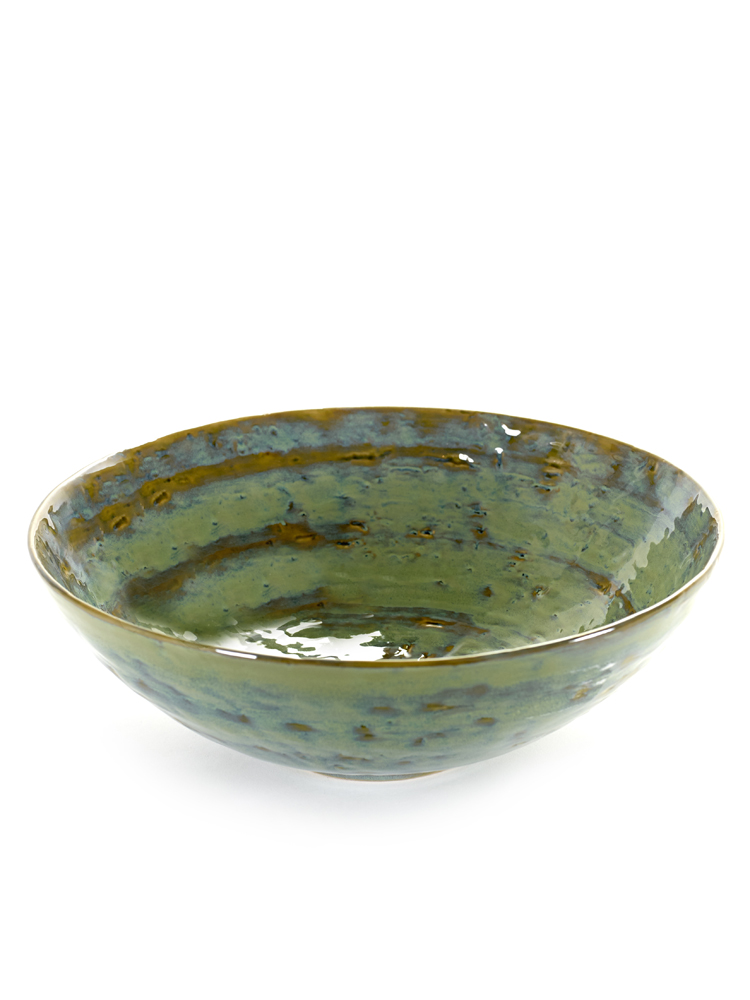 Skål 32 cm Grön