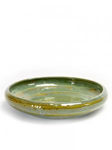 Uppläggningsfat 31 cm Grön