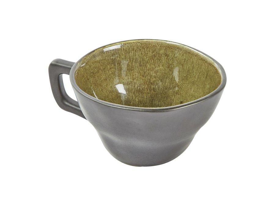Tea Cup Small 13X10 H6 Grey