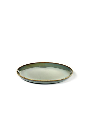 Plate S D13 Smokey Blue