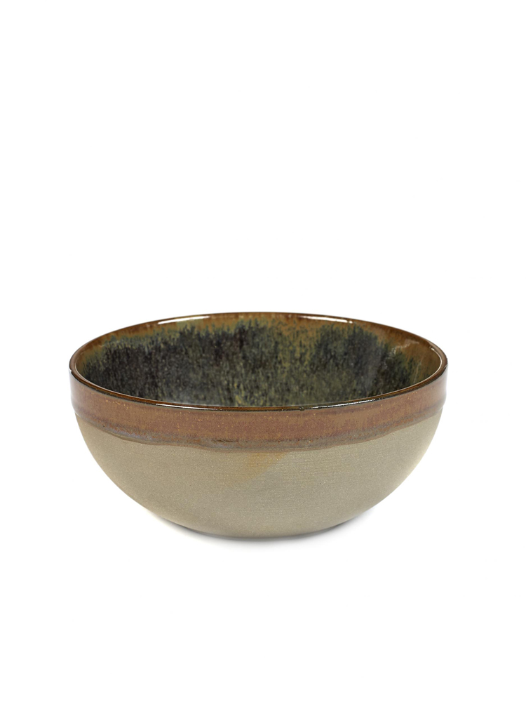 Bowl S Surface D15 H6,5 Indi Grey