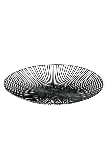 Flat Plate Edo Dia50 H7  Black