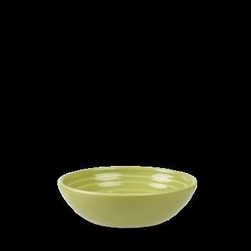 Ripple Green  Dip Dish 5Oz Box 12