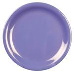 23cm narrow rim plate Blue
