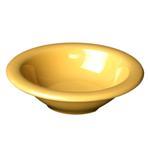19oz Soupe Bowl Yellow