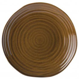 "Tribeca Malt Plate 11"" (28cm)6"