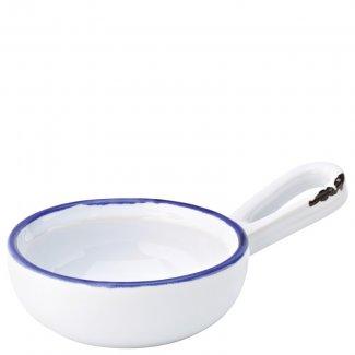 """Avebury Blue Pan 4.25"""" (11cm) 6.75oz (19cl)12"""