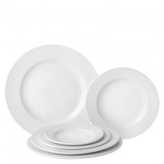 "Wide Rim Plate 8"" (20.25cm)24"