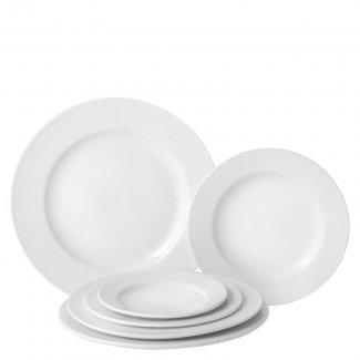 "Wide Rim Plate 9"" (23cm)"