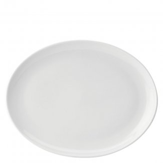 """Oval Plate 14"""" (36cm)18"""