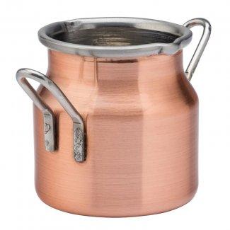 Copper Milk Churn 2.5oz (7cl)6
