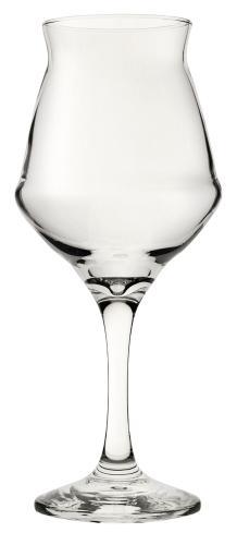 Ölglas på fot 40cl