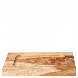 "Rectangular Wood Board 8.25 x 6.25"" (21 x 16cm)6"