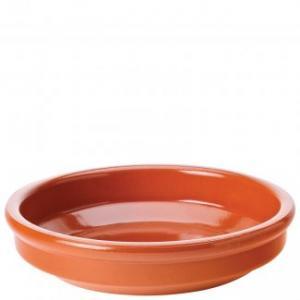 Tapas skål 20 cm terracotta