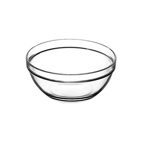 Skål i glas 23 cm