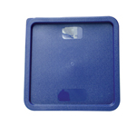 Plastic Square Lid for  11,4+17,2L