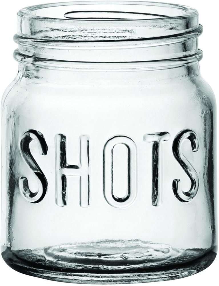 Shot Jar  2.5oz (7.5cl)24 - utgått
